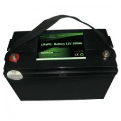 Акумулятор литий-ионный 100А