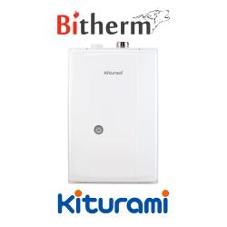 Kiturami TWIN ALFA 25 Дымоход в подарок
